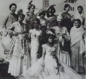 Miss France d'Outre Mer 1937 photo l'Illustration